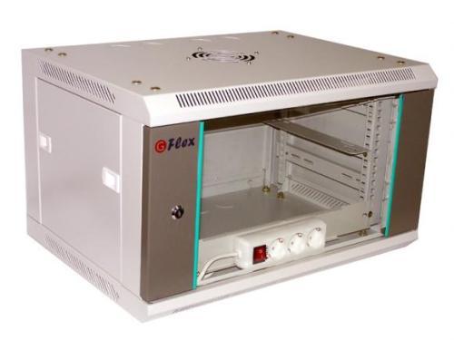 LC-R19-W6U450 GFlex Dragon S - Wiszące szafy teleinformatyczne 19