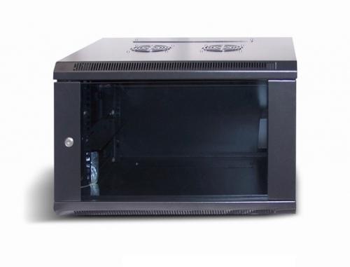 LC-R19-W9U450 GFlex Tango S Czarna - Wiszące szafy teleinformatyczne 19