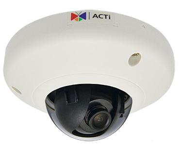 ACTi D92 - Kamery kopułkowe IP