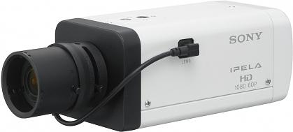 Sony SNC-VB600B/360 - Kamery kompaktowe IP