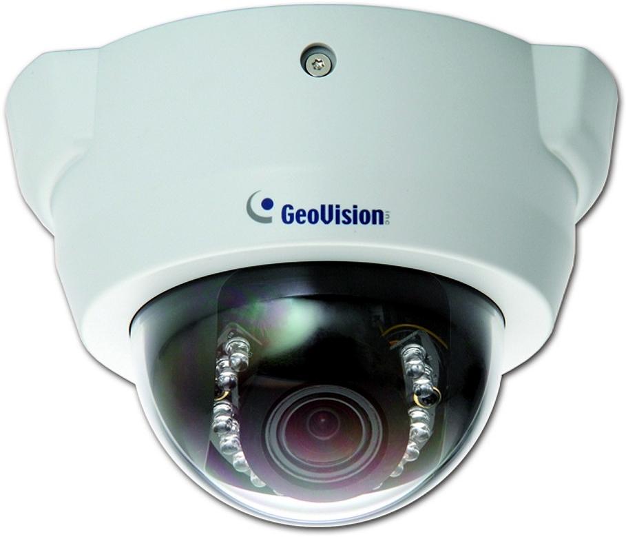 GV-FD2400 - Kamery kopułkowe IP