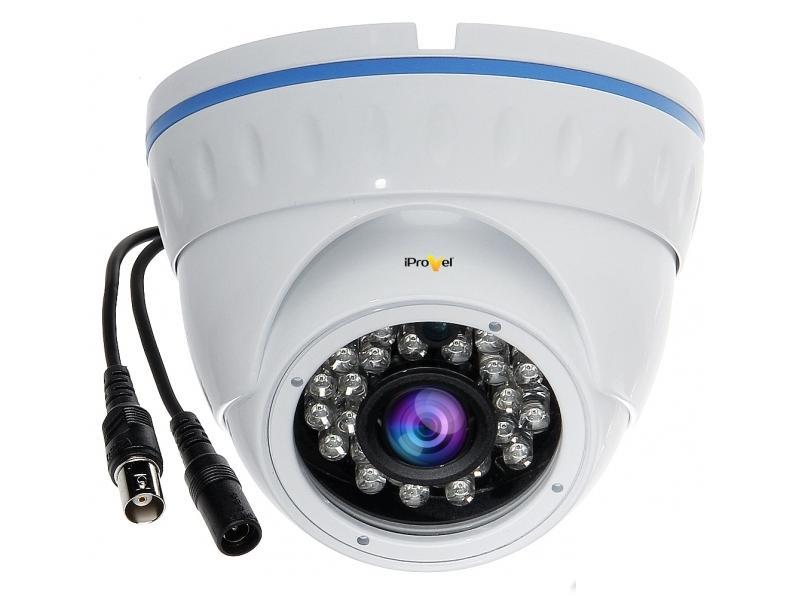 EL-AHD C200 - Kamery kopułkowe