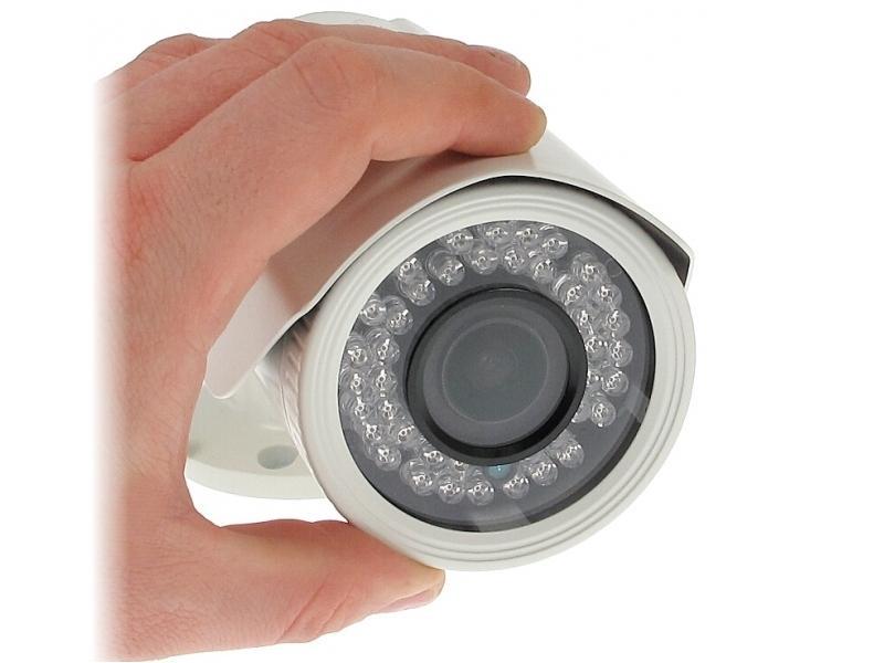 EL-IP T133 - Kamery zintegrowane IP