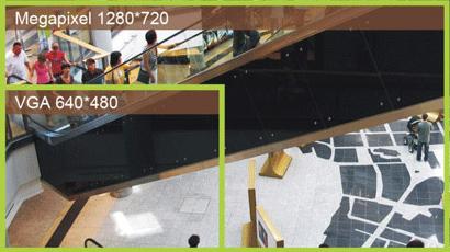ACTi D11 Mpix - Kamery kompaktowe Mpix