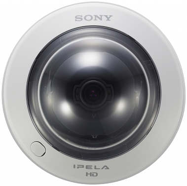 Sony SNC-EM630 - Kamery kopułkowe IP