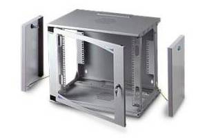 LC-R19-W10U405 Tecno - Wiszące szafy teleinformatyczne 19