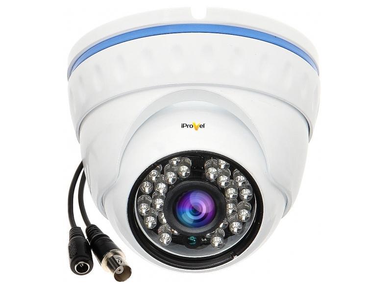 EL-HYBRO C102 - Kamery kopułkowe
