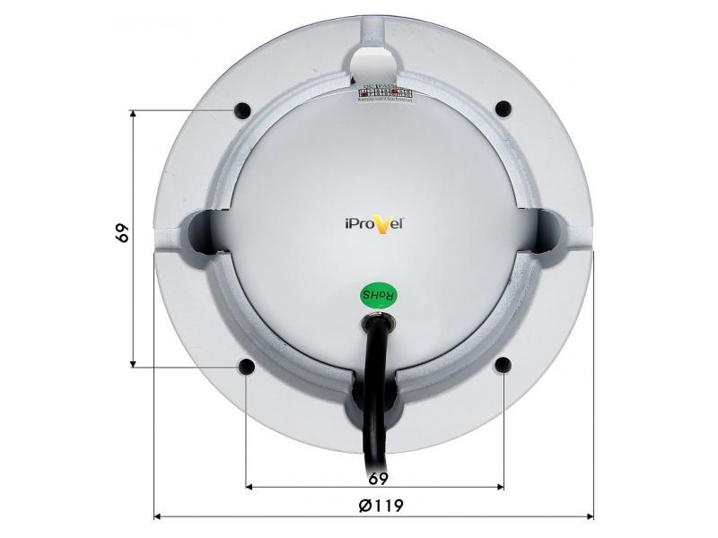 EL-IP C105 - Kamery kopułkowe IP