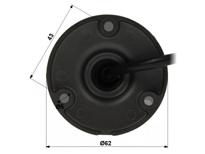 EL-IP T100 - Kamery zintegrowane IP