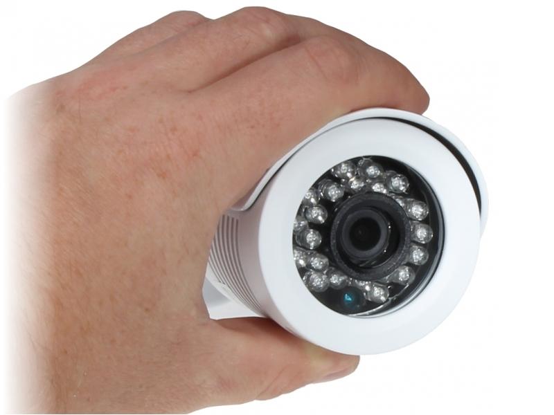 EL-IP T200 - Kamery zintegrowane IP