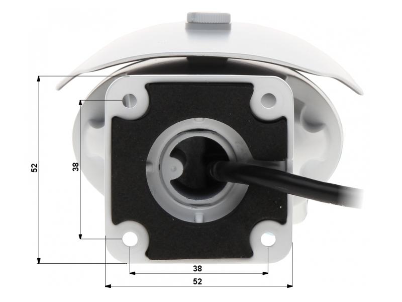 EL-IP T205 - Kamery zintegrowane IP