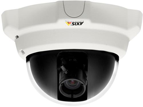 AXIS M3204-V Mpix - Kamery kopułkowe IP