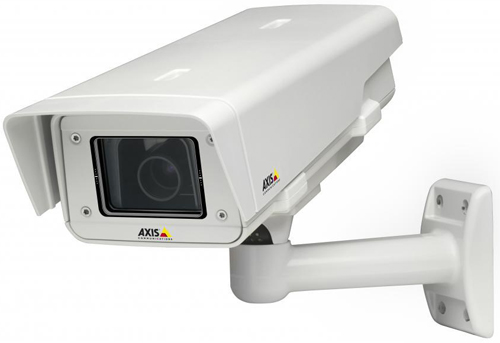 AXIS P1347-E Mpix - Kamery kompaktowe IP