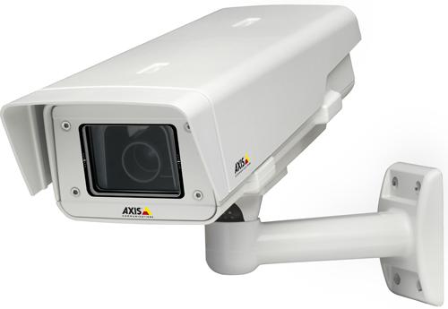 AXIS Q1602-E - Kamery kompaktowe IP