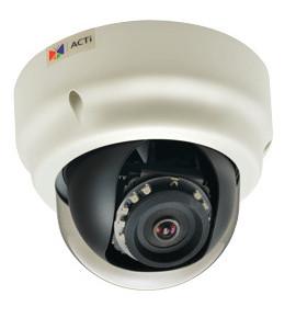 ACTi B51 - Kamery kopułkowe IP