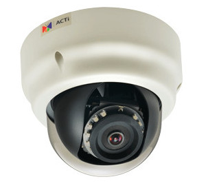ACTI B53 - Kamery kopułkowe IP
