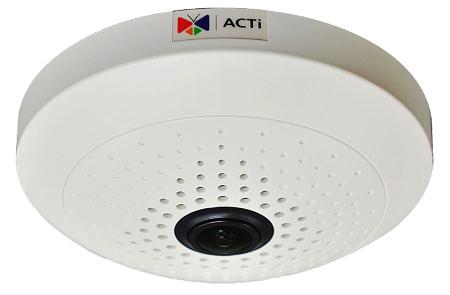 ACTi B55 - Kamery fisheye IP
