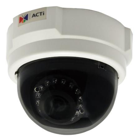 ACTI E59 - Kamery kopułkowe IP