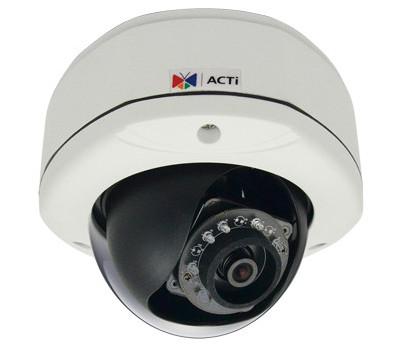 ACTi E74A - Kamery kopułkowe IP