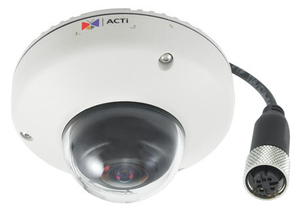 ACTi E919M - Kamery fisheye IP