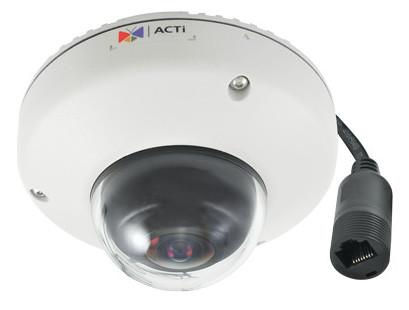 ACTi E923 - Kamery fisheye IP