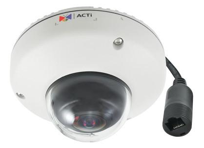 ACTi E921 - Kamery fisheye IP