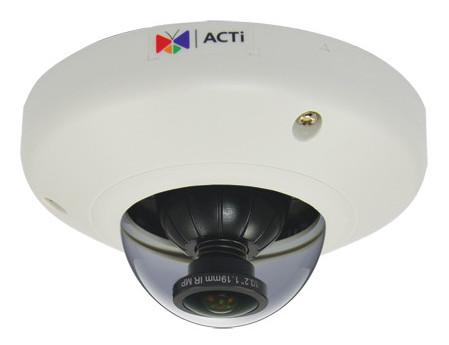 ACTi E96 - Kamery fisheye IP