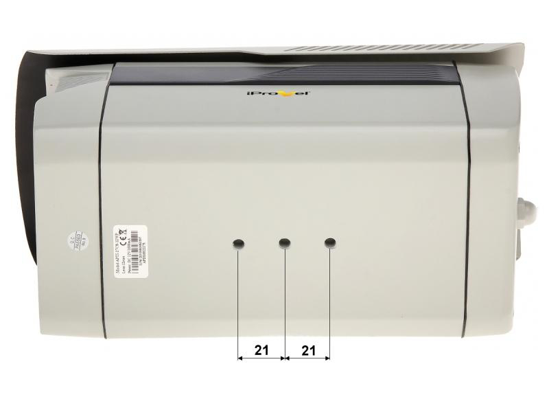 EL-IP T207 - Kamery zintegrowane IP