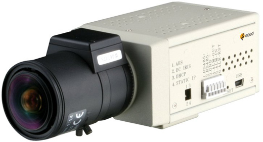 GLC-1601 eneo - Kamery kompaktowe IP