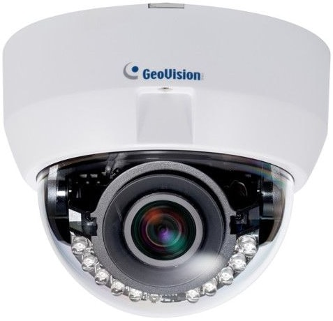 GV-EFD3101 - Kamery kopułkowe IP