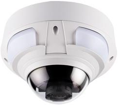 GV-VD2440 - Kamery kopułkowe IP