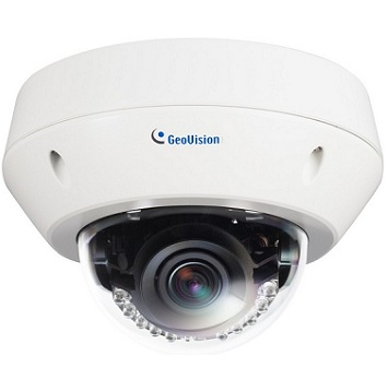 GV-VD2712 - Kamera IP Full HD PoE 2.8 - 12 mm - Kamery kopułkowe IP