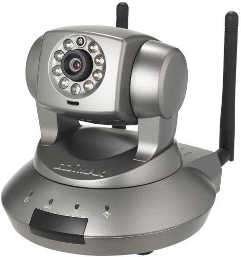 EDIMAX IC-7110W - Kamery obrotowe IP