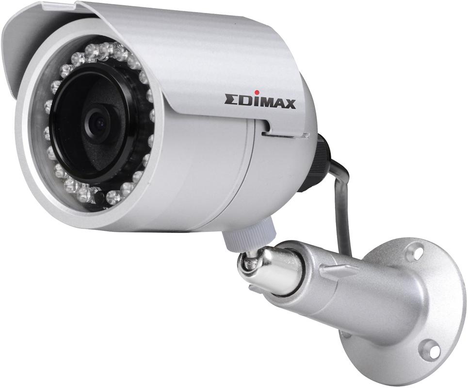EDIMAX IR-112E - Kamery zintegrowane IP