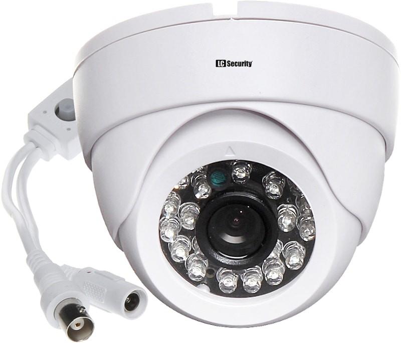LC-304 hybrydowa 2,8 mm - Kamera Dzień/Noc - Kamery kopułkowe