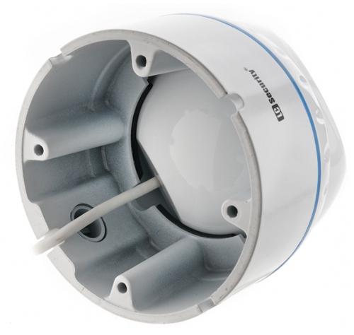LC-142-IP PoE - Kamery kopułkowe IP