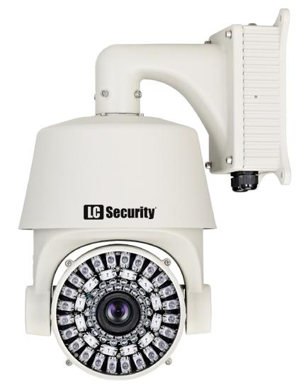 LC-15-CD60W-36X-IP - Kamery obrotowe IP