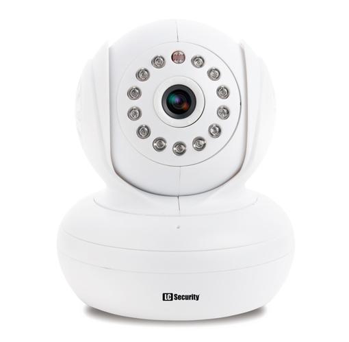 LC-354 IP - Kamery obrotowe IP