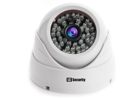 LC-450 Mpix - Kamery kopułkowe IP