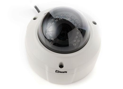 LC-460 Mpix - Kamery kopułkowe IP