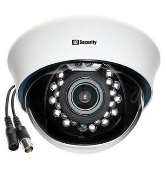 LC-4C.2232 - Wewnętrzna kamera kopułkowa 1080p - Kamery kopułkowe