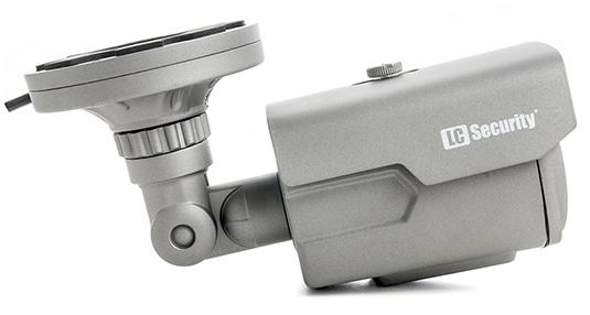 LC-750 IP Mpix - Kamery zintegrowane IP