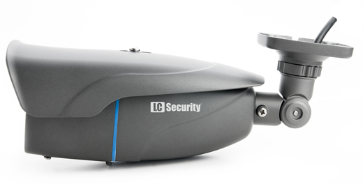 LC-751 IP Mpix - Kamery zintegrowane IP