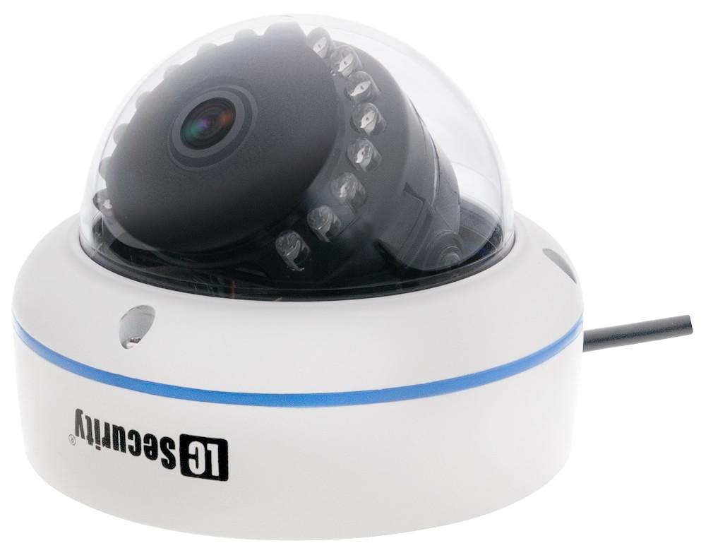 LC-FE180CL AHD - Kamery kopułkowe