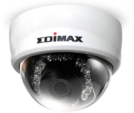 EDIMAX PT-112E - Kamery kopułkowe IP