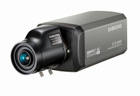 Samsung SCB-2000P - Kamery kompaktowe