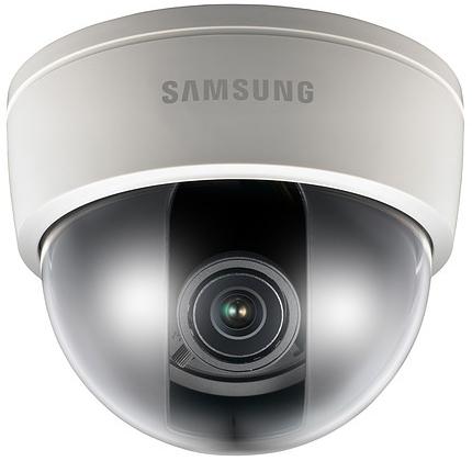 SCD-2081P - Kamery kopułkowe