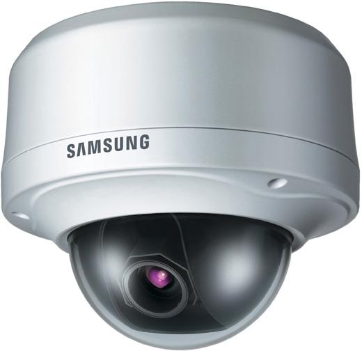 SCV-2060P - Kamery kopułkowe