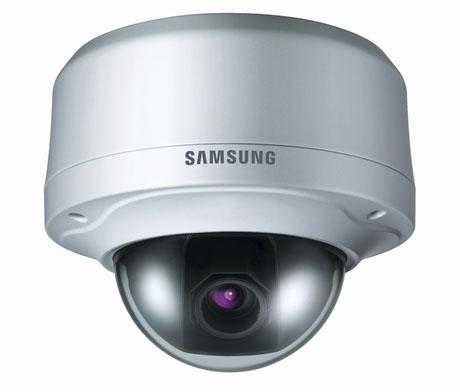 Samsung SCV-2120 - Kamery kopułkowe