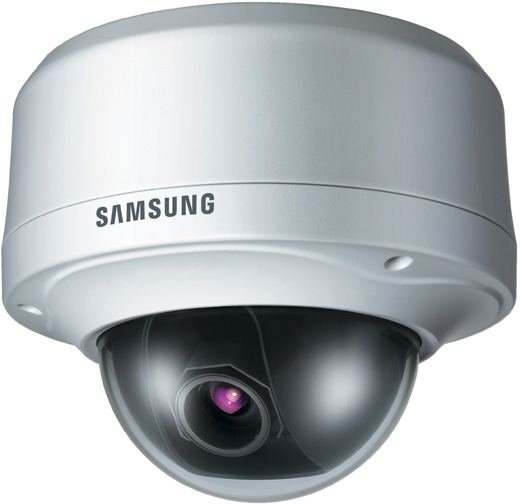 SCV-3080P - Kamery kopułkowe